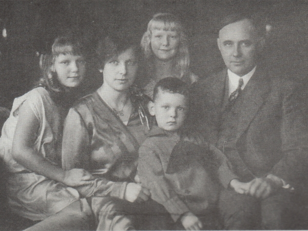 1928 Familieportret